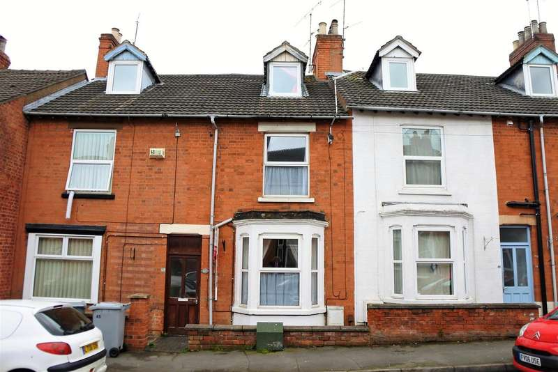 3 Bedrooms Terraced House for sale in Edward Street, Grantham