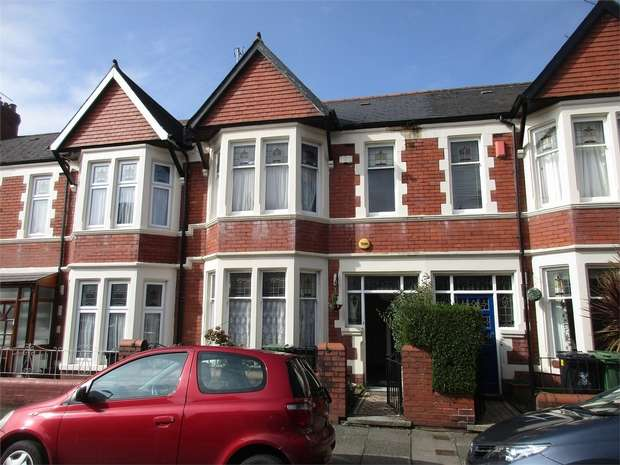 3 Bedrooms Terraced House for sale in Kensington Avenue, Victoria Park, Cardiff, South Glamorgan