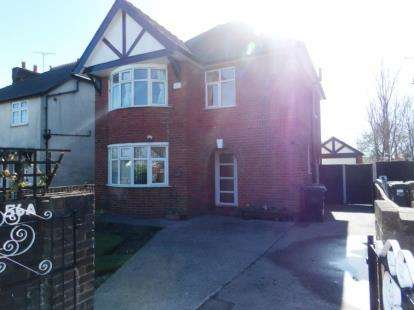 3 Bedrooms Detached House for sale in Welsh Road, Garden City, Deeside, Flintshire, CH5