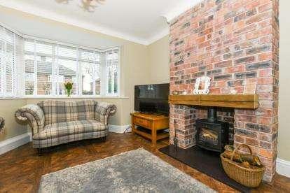 3 Bedrooms Semi Detached House for sale in Broom Close, Eccleston Park, Prescot, Merseyside, L34