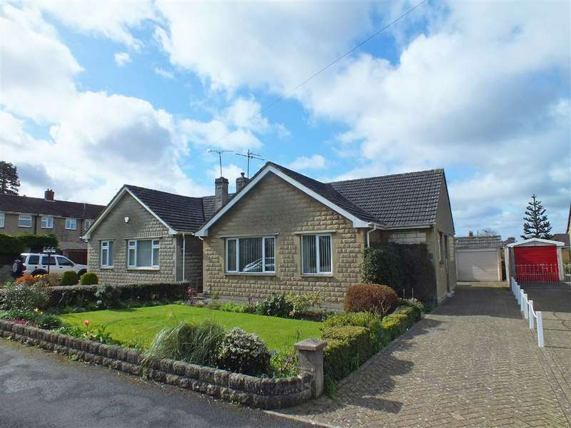 3 Bedrooms Chalet House for sale in Springfield Close, Trowbridge, Wiltshire, BA14