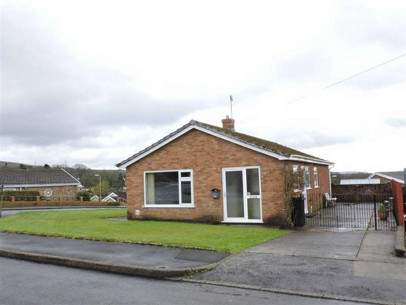 3 Bedrooms Detached Bungalow for sale in Delffordd, Rhos