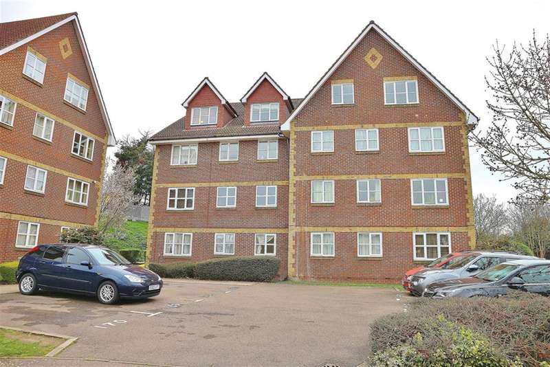 1 Bedroom Flat for sale in Canada Road, Erith, DA8 2HF