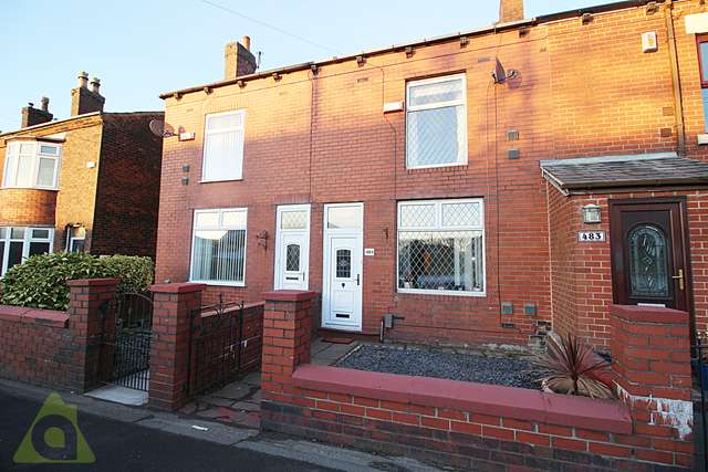 2 Bedrooms Terraced House for sale in Manchester Road, Westhoughton, BL5