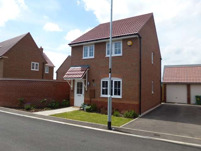 3 Bedrooms Detached House for rent in May Drive, Glenfield , Leicestershire, LE3