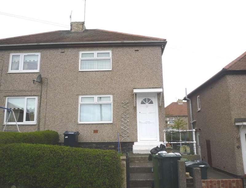 2 Bedrooms Semi Detached House for rent in Tyne Gardens, Ryton, NE40
