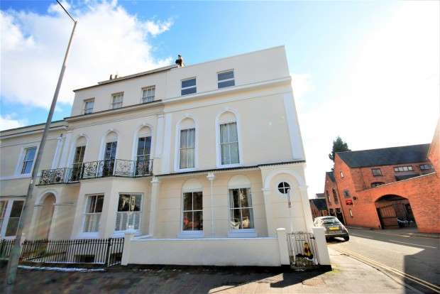 2 Bedrooms Apartment Flat for sale in Berkeley House 4 Beauchamp Avenue, Leamington Spa, CV32