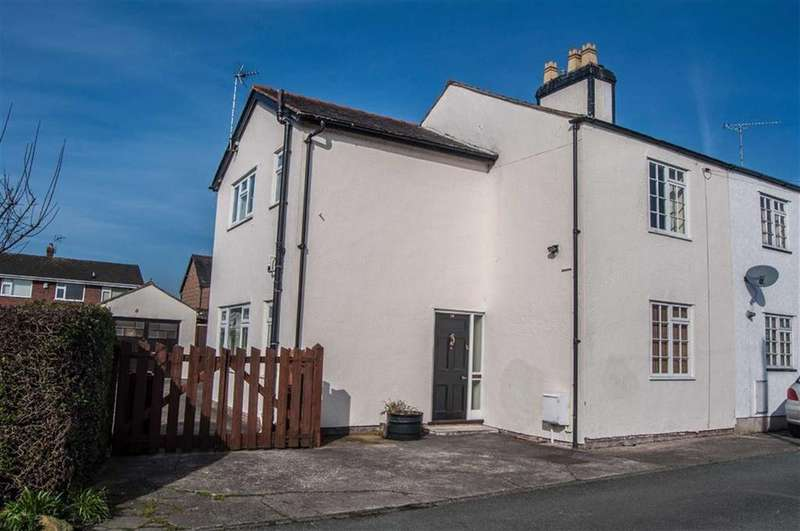 4 Bedrooms Semi Detached House for sale in Watkin Street, Sandycroft, Flintshire, Deeside, Flintshire