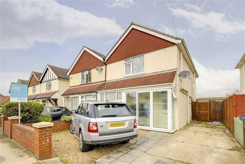4 Bedrooms Semi Detached House for sale in Alfriston Road, Seaford