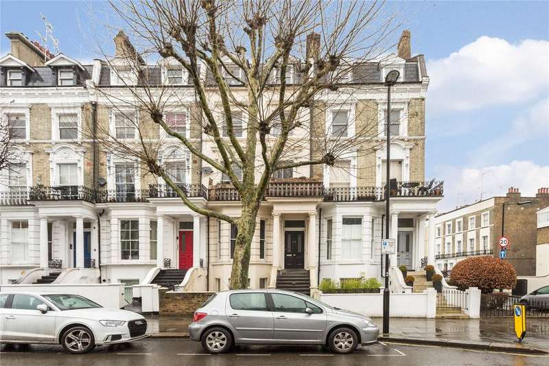 4 Bedrooms Terraced House for sale in Sutherland Avenue, London
