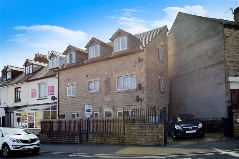 2 Bedrooms Flat for sale in 11a, Dixon Road, Hillsborough, Sheffield, S6