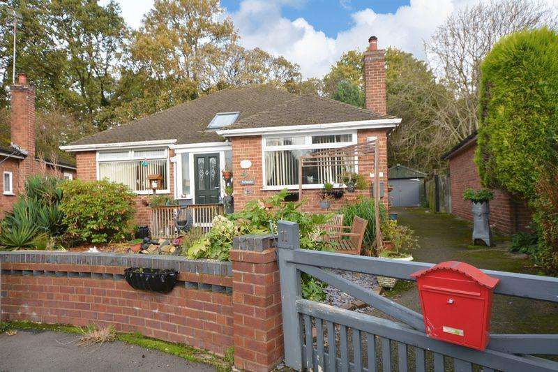 2 Bedrooms Detached Bungalow for sale in Airedale Close, Cheadle