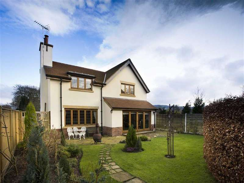4 Bedrooms Detached House for sale in Boundary Lane, Mossley, Congleton