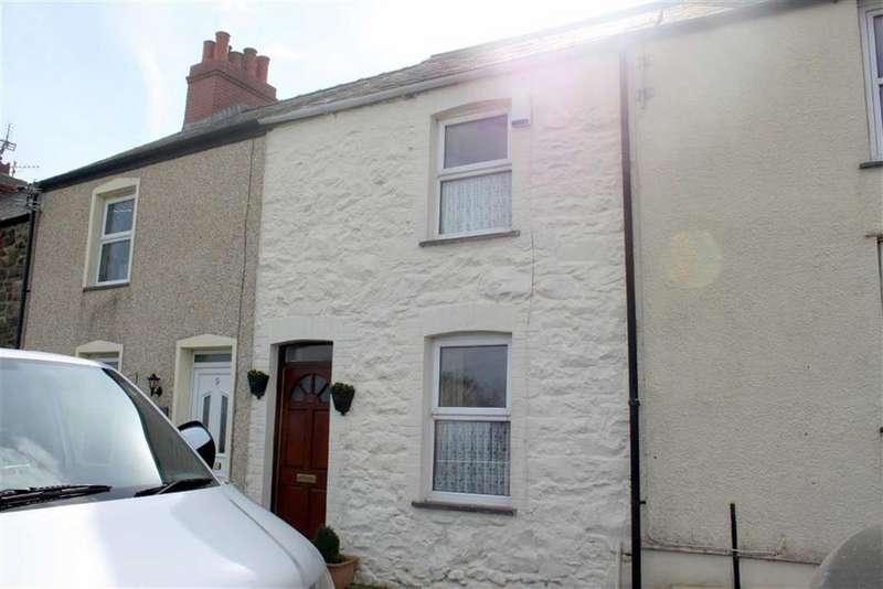 2 Bedrooms Terraced House for sale in Caerwen Terrace, Penmaenmawr, Conwy