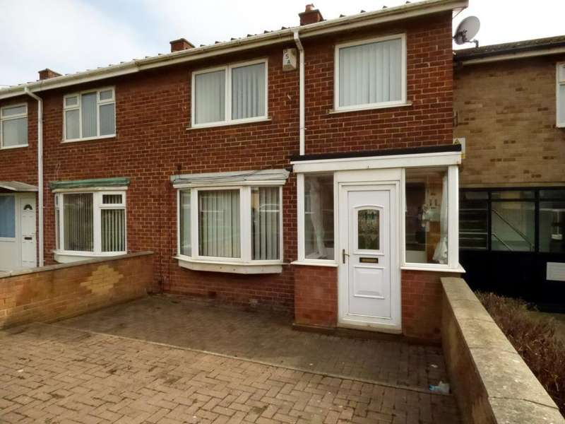 3 Bedrooms Terraced House for sale in Etherley Walk, Stockton-On-Tees, TS19