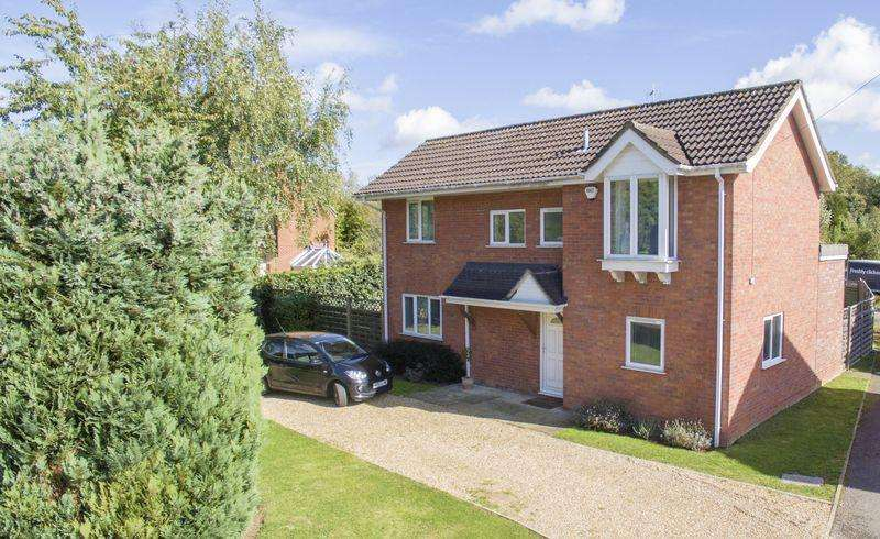 5 Bedrooms Detached House for sale in The Causeway, Clophill