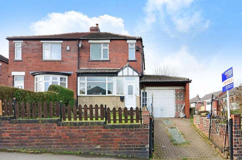 3 Bedrooms Semi Detached House for sale in Prince Of Wales Road, Darnall