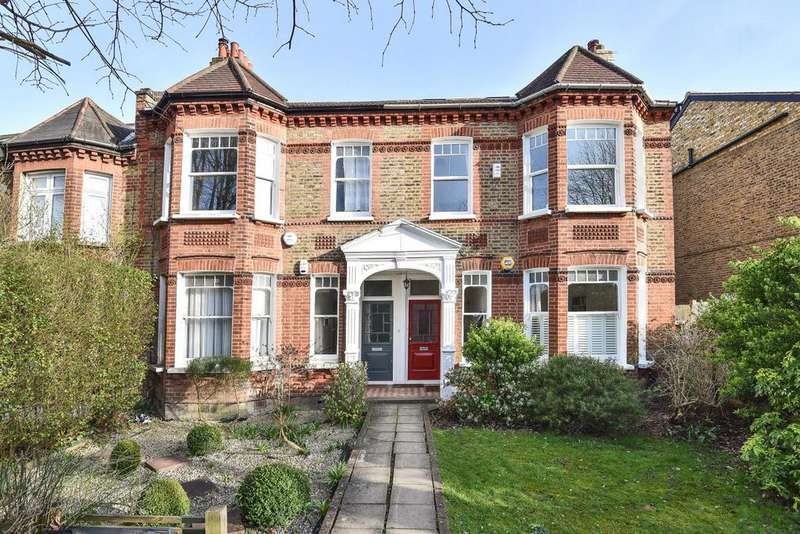 3 Bedrooms Maisonette Flat for sale in Turney Road, Dulwich