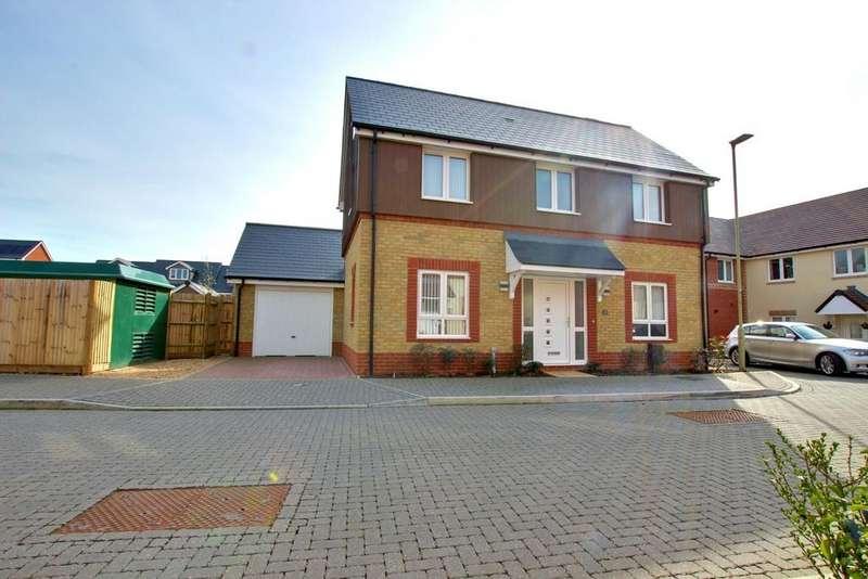 3 Bedrooms Detached House for sale in Bedhampton, Havant