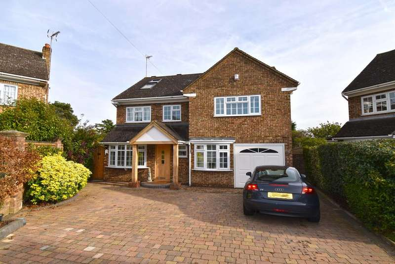 5 Bedrooms Detached House for sale in Parkwood Close, Broxbourne EN10