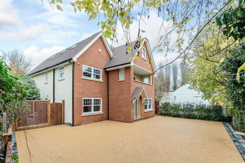 2 Bedrooms Apartment Flat for sale in Shenfield Road, Shenfield, Brentwood