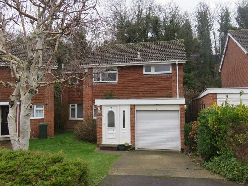 3 Bedrooms Detached House for sale in Arne Grove, Orpington