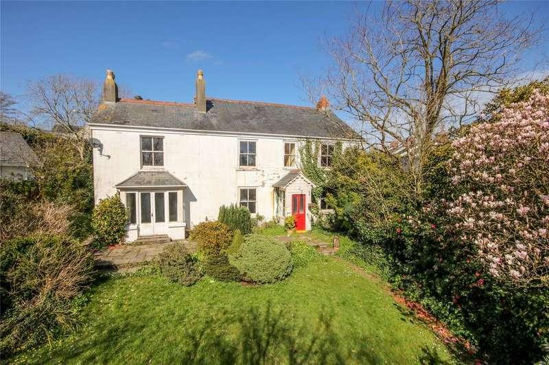 4 Bedrooms Detached House for sale in Rack Park Road, Kingsbridge, Devon, TQ7