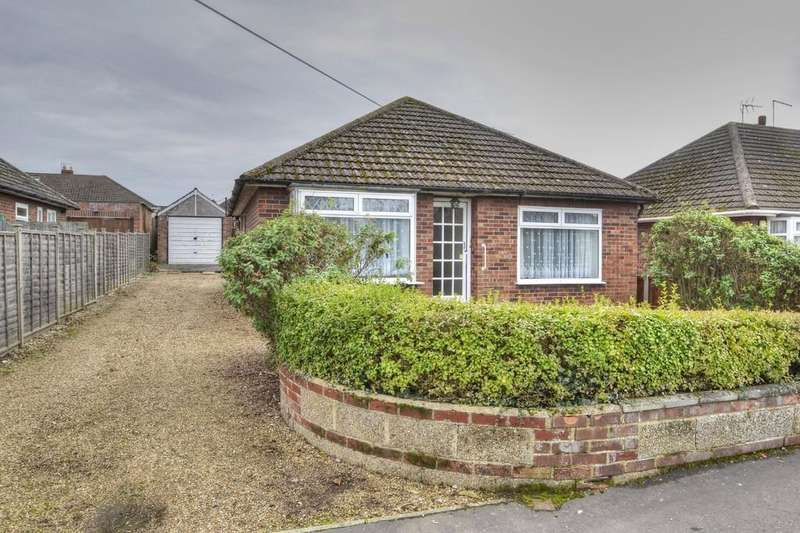 2 Bedrooms Detached Bungalow for sale in Sprowston, Norwich, Norfolk