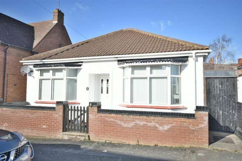 2 Bedrooms Bungalow for sale in Sydney Street, Kettering