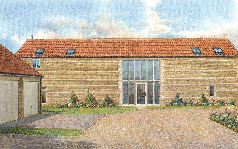 4 Bedrooms Detached House for sale in Glinton