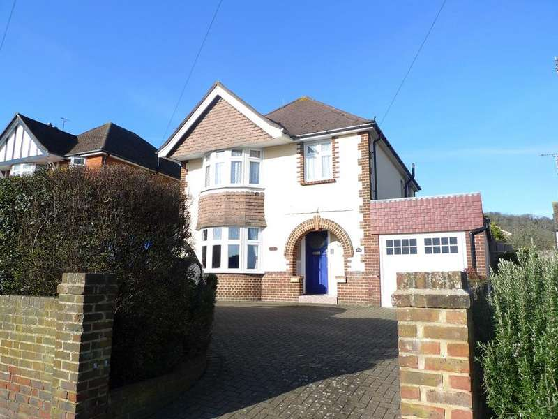 4 Bedrooms Detached House for sale in Victoria Drive, Old Town, Eastbourne, BN20