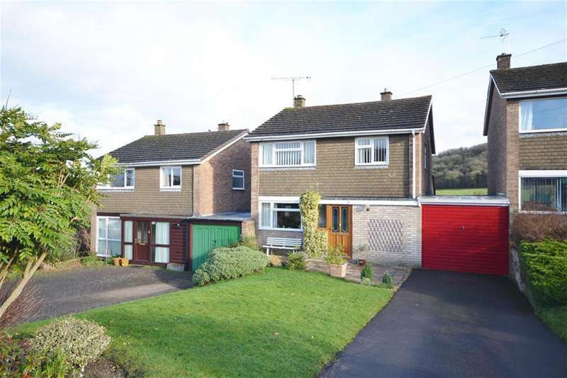 4 Bedrooms Detached House for sale in Byron Road, Dursley, GL11 4QA