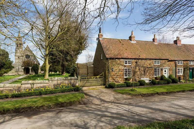 3 Bedrooms House for sale in Mill Cottage, Howsham, York, YO60 7PH