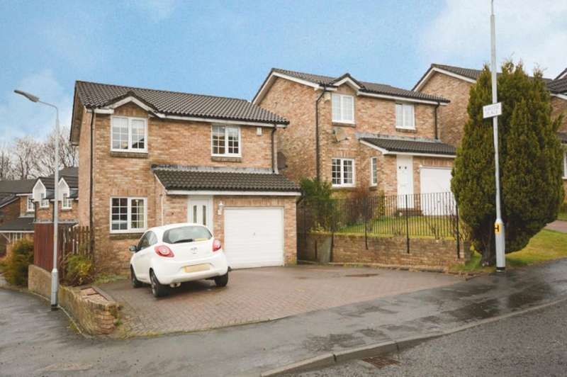 3 Bedrooms Detached House for sale in Kirstie Place, Strathleven G83 9PN