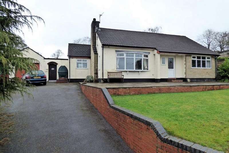 4 Bedrooms Bungalow for sale in Little Gorsty Hill, Tean