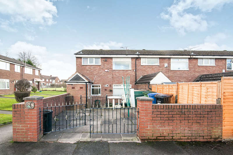 3 Bedrooms Terraced House for sale in Parkside Walk, Bramhall, STOCKPORT, SK7
