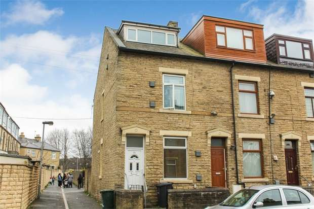 4 Bedrooms End Of Terrace House for sale in Baxandall Street, Bradford, West Yorkshire
