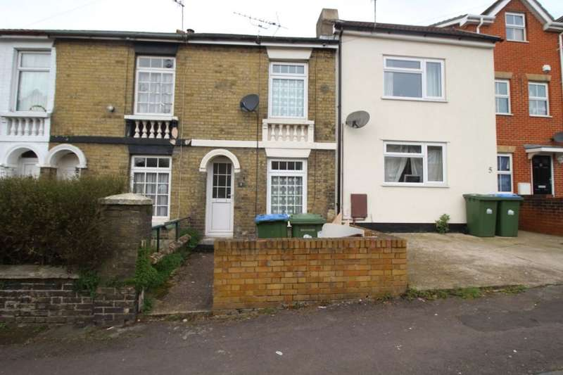 2 Bedrooms Property for sale in Cliff Road, Southampton, SO15