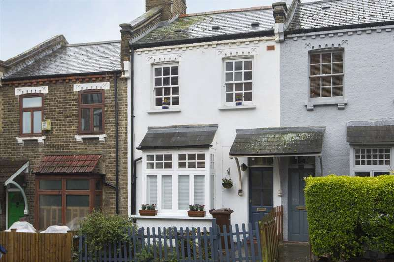 3 Bedrooms House for sale in Harrington Hill, London, E5