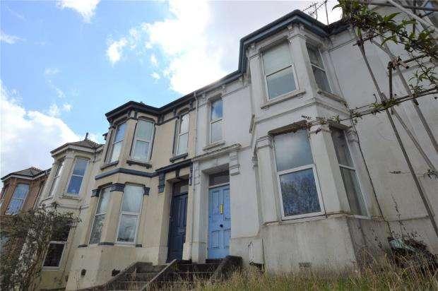 1 Bedroom Flat for sale in Alexandra Road, Mutley, Plymouth, Devon