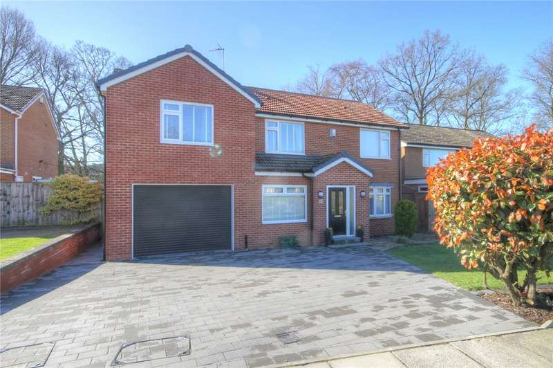 5 Bedrooms Detached House for sale in Clare Avenue, Darlington, DL3