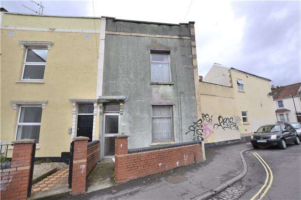 2 Bedrooms Terraced House for sale in Sandbed Road, St. Werburghs, Bristol, BS2 9TY