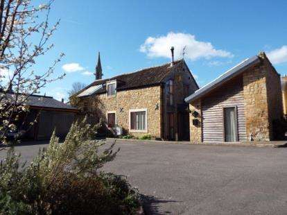 3 Bedrooms Barn Conversion Character Property for sale in North Street, South Petherton, Somerset