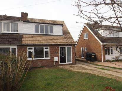 3 Bedrooms Bungalow for sale in Thorrington, Colchester, Essex