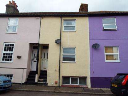 1 Bedroom Terraced House for sale in Harwich, Essex