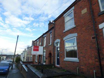 2 Bedrooms Terraced House for sale in Congleton Road, Talke, Stoke-On-Trent, Staffordhire