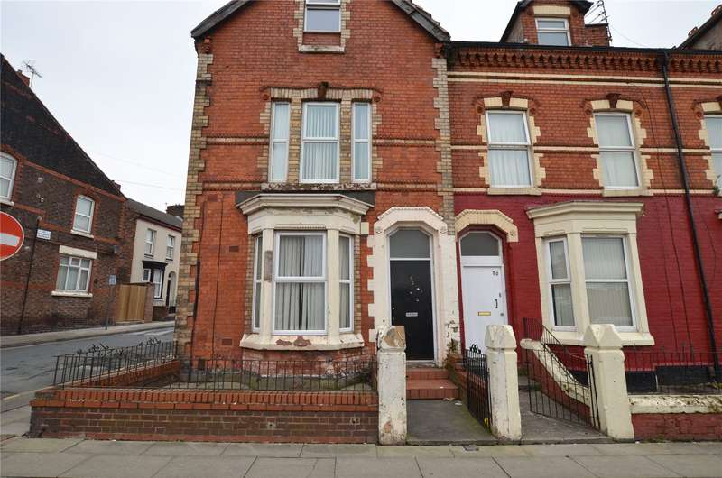 3 Bedrooms House for sale in Carisbrooke Road, Liverpool, Merseyside, L4