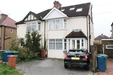 5 Bedrooms Semi Detached House for sale in College Road, Harrow Weald