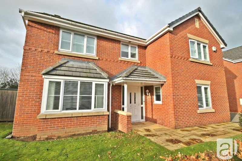 4 Bedrooms Detached House for sale in Sevenoak Grove Tarbock L35