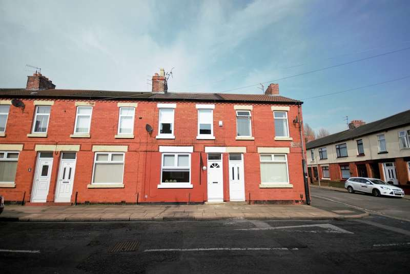 3 Bedrooms Terraced House for sale in Lincoln Street, Garston, Liverpool L19